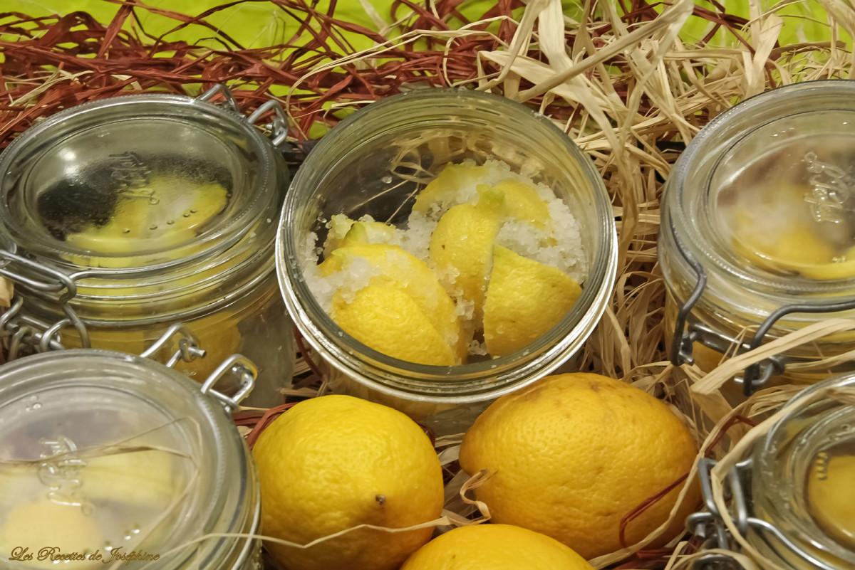 citrons confits au sel les recettes de jos phine. Black Bedroom Furniture Sets. Home Design Ideas